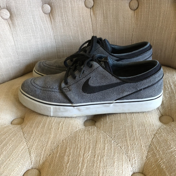 3ec10f96ecd3 RARE Nike Zoom SB Stefan Janoski Dark Dune Black. M 5ab026e08df470beb553b92f